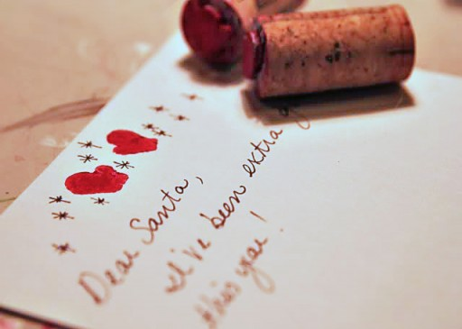 How to make mini stamps from wine corks 2 via lilblueboo.com