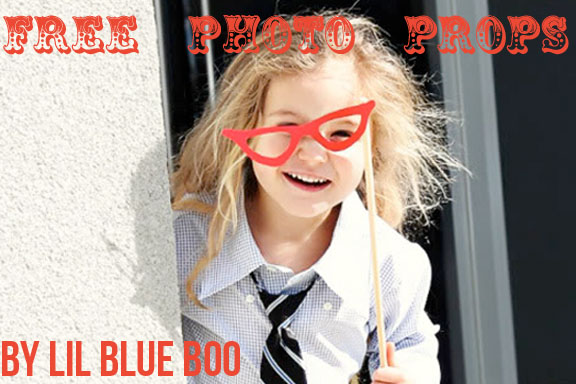 Free Photography Prop Download via lilblueboo.com