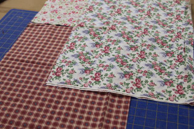 A Patchwork Tent step 1 (A Tutorial) via lilblueboo.com