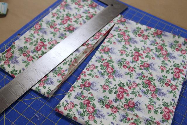A Patchwork Tent step 3 (A Tutorial) via lilblueboo.com