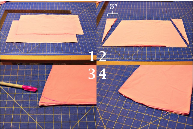Cascading Ruffle Skirt Tutorial and Free Pattern Download via lilblueboo.com