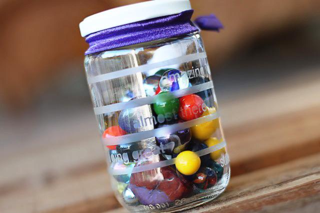 The Good Job Jar A Tutorial And Template