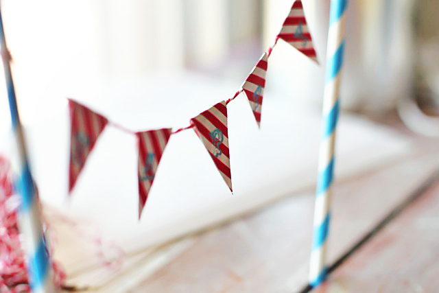 circus theme party ideas for kids - Circus Themed Party Banner