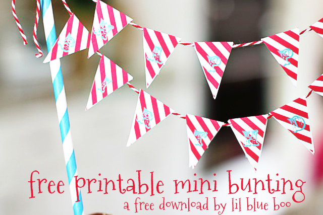 Circus Themed Party Banner A Tutorial And Free Download