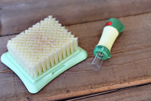 needle felting basic tools