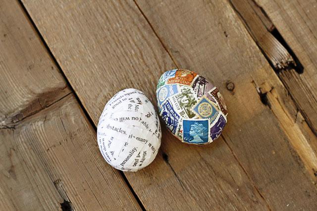 Alternative Easter Eggs step 8 (A Tutorial) via lilblueboo.com