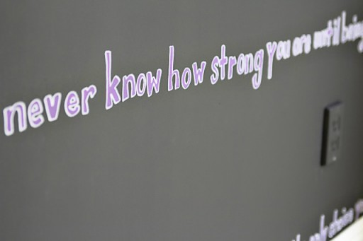 Chalkboard quote via lilblueboo.com