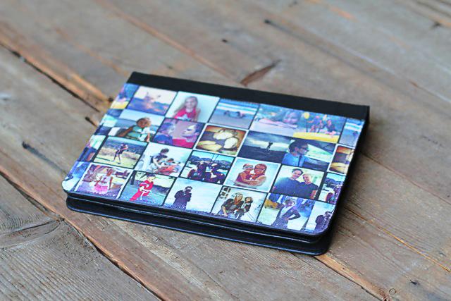 How to Make a DIY Custom Instagram iPad Cover
