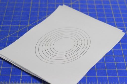 Oval Templates via lilblueboo.com