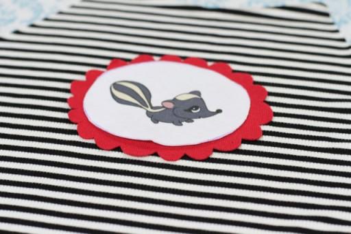 Make a Scalloped Applique Tutorial via lilblueboo.com