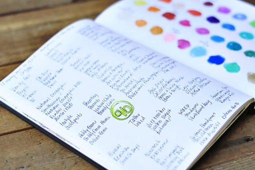 The Lil Journal Project Day 17 (Unlimited Subscriptions) via lilblueboo.com