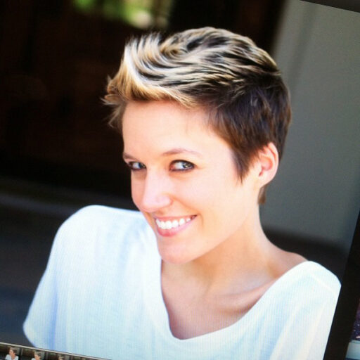The Cancer Chronicles (Hair 6 Months after Chemo) via lilblueboo.com