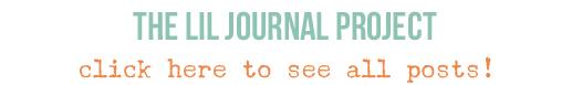 The Lil Journal Project (all posts) via lilblueboo.com