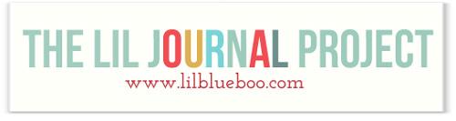 The Lil Journal Project via lilblueboo.com