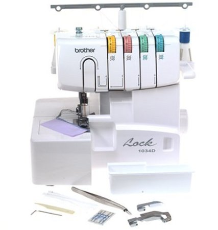 Want to buy a serger? This one is under $200. Great for a beginner or experience seamstress. via lilblueboo.com