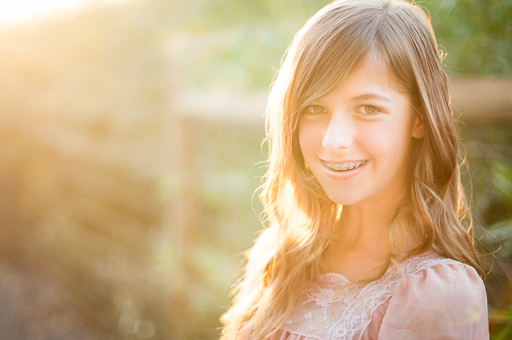 Tips for taking beautiful portrait #photography and lighting by Gayle Vehar for lilblueboo.com