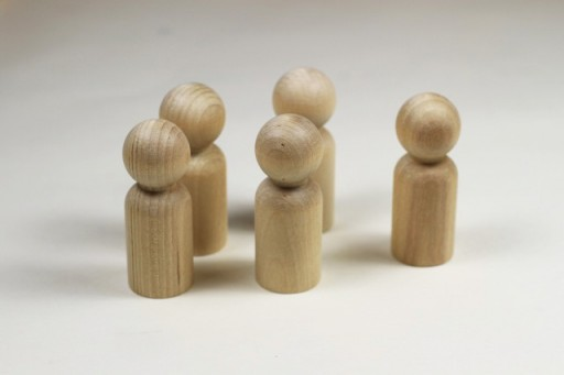 Where to buy wood peg dolls via lilblueboo.com