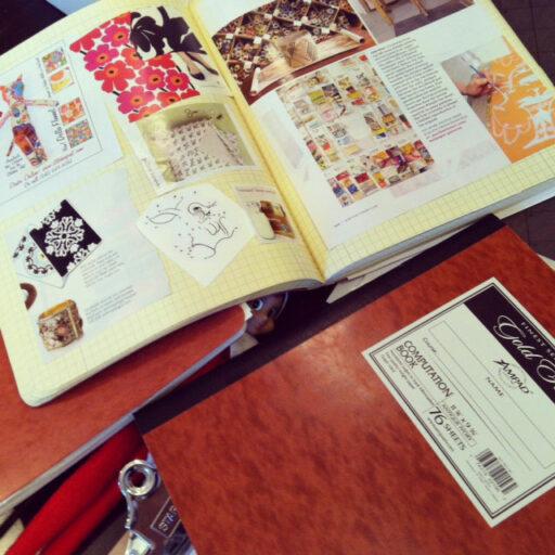 Inspiration Books via lilblueboo.com