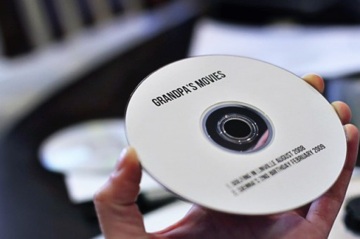 Label DVDs immediately after burning. via lilblueboo.com