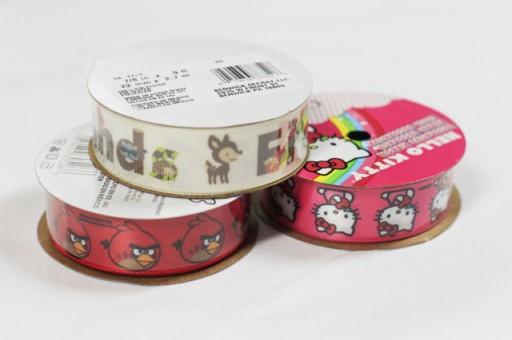 DIY Ribbon Belts via lilblueboo.com
