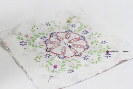 How to Make a Pillow via lilblueboo.com