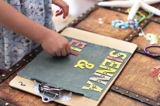 Kid Project Idea: Sun Prints on Fabric or Paper via lilblueboo.com