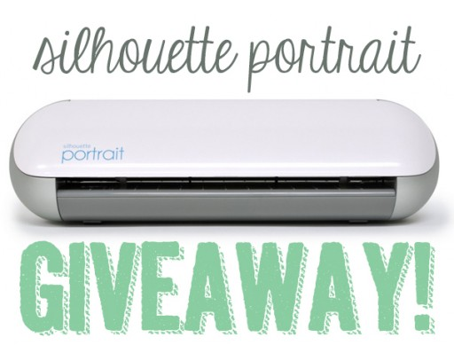 silhouette portrait giveaway at lilblueboo.com