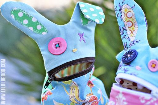 handmade easter gifts via lilblueboo.com