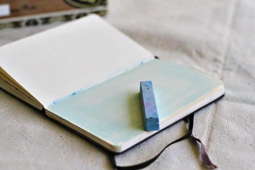 Fixative for pastels via lilblueboo.com #diy #crafts #tutorial #artjournal