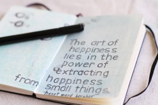 Art Journal Quotes via lilblueboo.com #diy #crafts #tutorial #artjournal