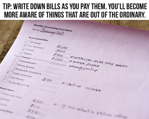 managing money worksheet via lilblueboo.com
