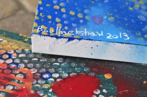 Boo Hackshaw via lilblueboo.com