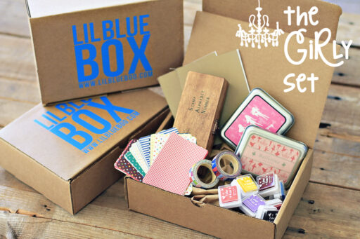Lil Blue Box: The Girly Set via lilblueboo.com