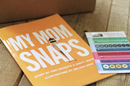Lil Blue Box for the Photographer Mom: Includes a Field Guide designed by Mom & Camera via lilblueboo.com