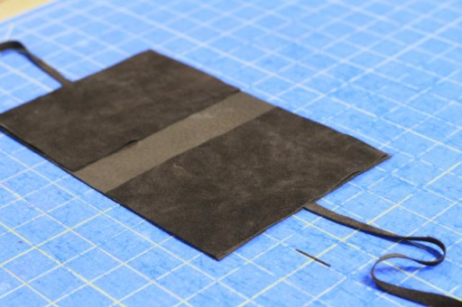 how to assemble a book or journal cover via lilblueboo.com