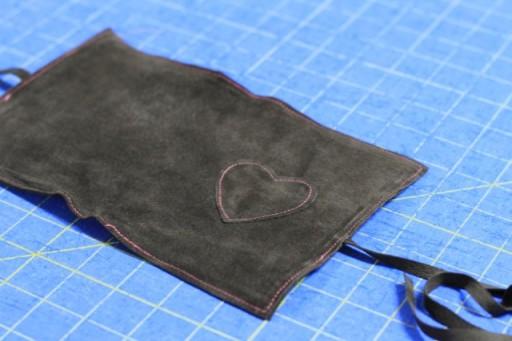 make a handmade journal via lilblueboo.com