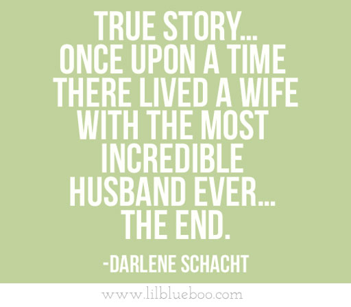 darlene schacht quote via lilblueboo.com