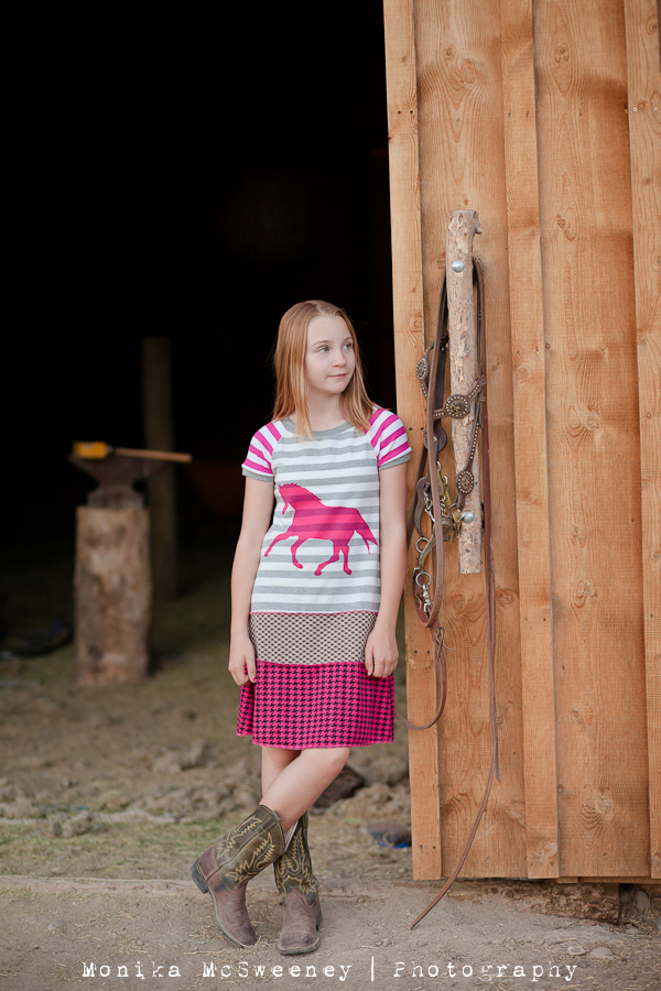 June Dress of the Month from Lil Blue Boo via lilblueboo.com