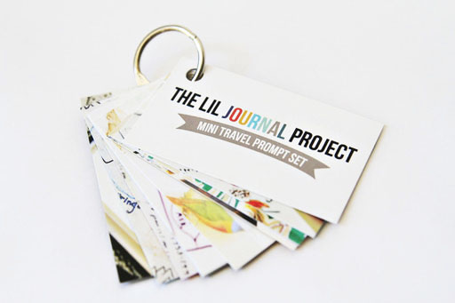 travel journal prompt set via lilblueboo.com #theliljournalproject