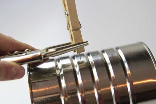 "Making the ""Pinhole Drill"""