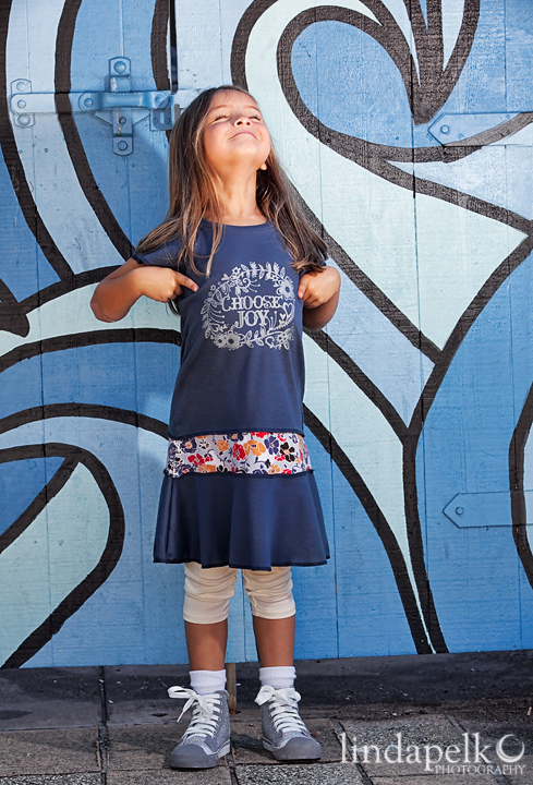 The Lil Blue Boo September 2013 Dress of the Month is made for layering via lilblueboo.com