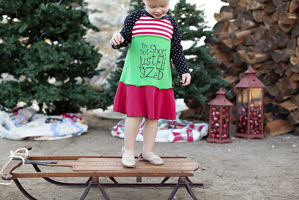 Christmas Dress 2013 via lilblueboo.com