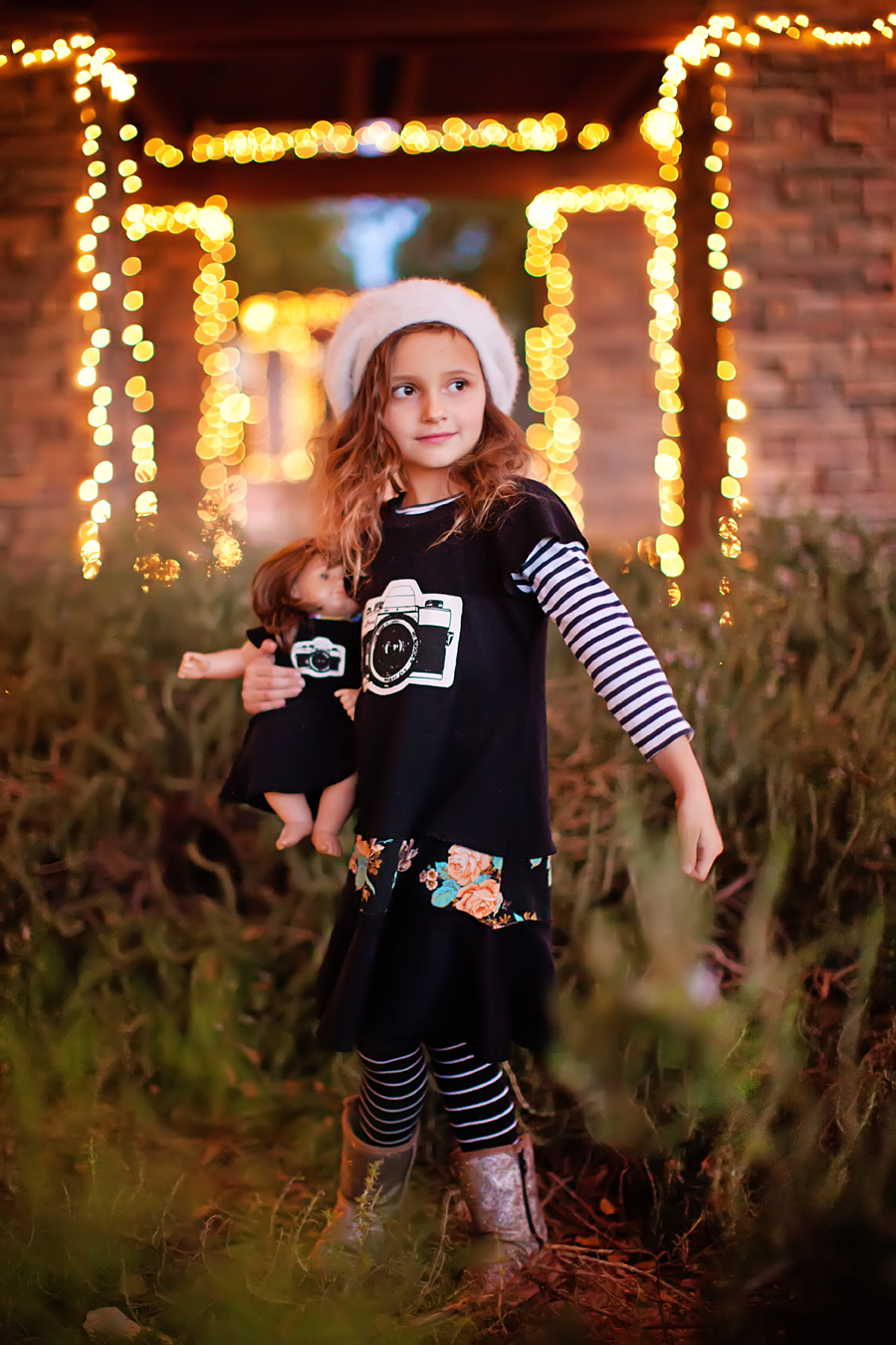 Wear over a long sleeve tee during colder months! Photography by Laura Winslow Photography via lilblueboo.com