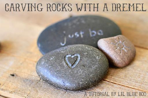 How to Carve Rocks Ashley Hackshaw / Lil Blue Boo