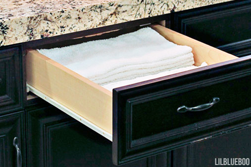 Green ways to get rid paper towels / eliminate paper towels