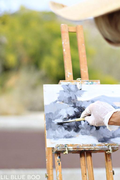 Diane McClary Painter Plein Air