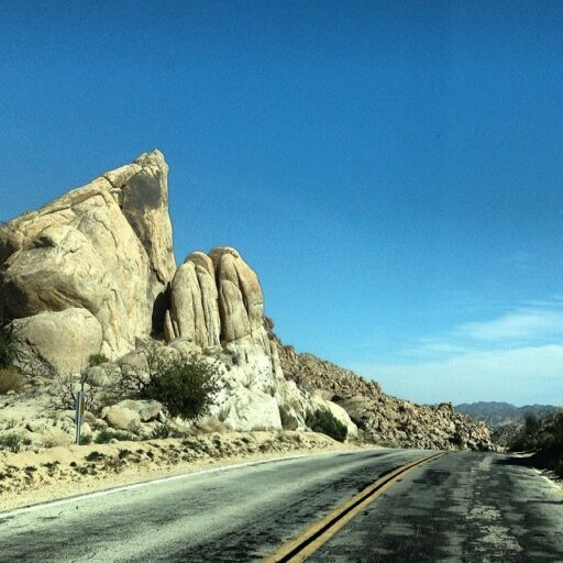 Yucca Valley and Pioneertown in California