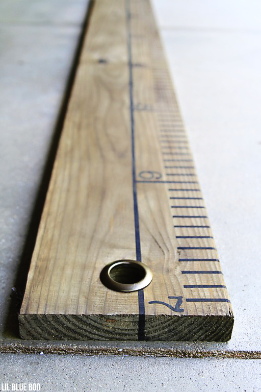 Vintage and Rustic Ruler Project Ideas