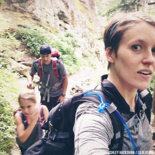 Hiking Alum Cave Trail Mt. LeConte