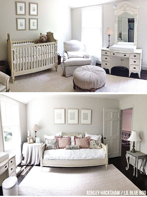 Baby Bed With Drawers